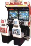 Super Monaco GP Arcade Multiplayer Cabinet 2