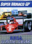 Super Monaco GP Game Gear Europe Box