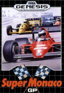 Super Monaco GP Genesis Box
