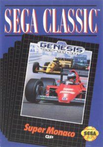 Super Monaco GP Gesesis Classic Box