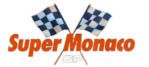 Super Monaco GP Logo