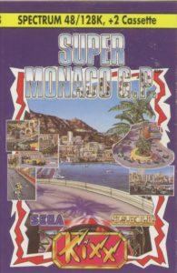 Super Monaco GP ZX Spectrum Box