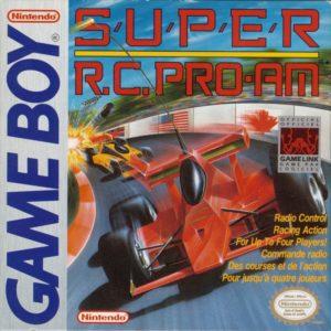 Super R.C. Pro-Am Box