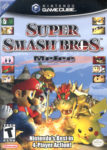 Super Smash Bros. Melee Box