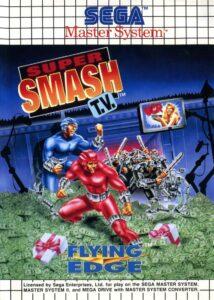 Super Smash TV SMS Box