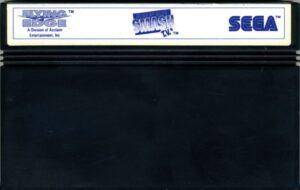 Super Smash TV SMS Cartridge