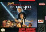 Super Star Wars - Return of the Jedi SNES Box