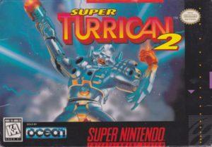 Super Turrican II Box