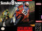 Suzuka 8 Hours Super Nintendo Box