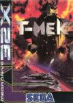 T-Mek Mega Drive 32X Box