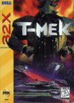 T-Mek Sega 32X Box