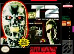 T2 - The Arcade Game SNES Box