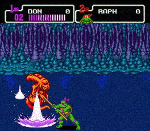 TMNT The Hyperstone Heist - Donatello in Battle