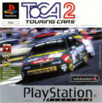 TOCA 2 Touring Cars PS Box