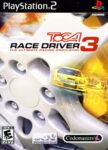 TOCA Race Driver 3 PS2 Box