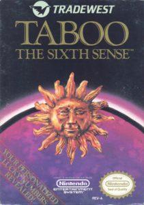 Taboo The Sixth Sense Box