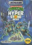 Teenage Mutant Ninja Turtles The Hyperstone Heist Box