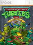 Teenage Mutant Ninja Turtles Xbox Arcade Box