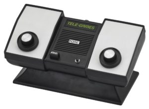 TeleGames Pong