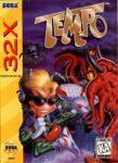 Tempo Sega 32X Box