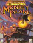 The Curse of Monkey Island Box