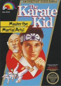 The Karate Kid Box