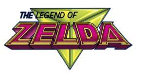 The Legend of Zelda Animated Series - Logo