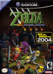 The Legend of Zelda - Four Swords Adventures Box