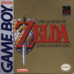 The Legend of Zelda - Link's Awakening Box