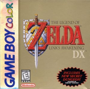 The Legend of Zelda - Link's Awakening Box DX