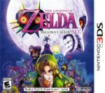 The Legend of Zelda Majora's Mask 3D Box