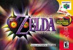 The Legend of Zelda - Majora's Mask Box