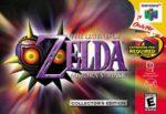 The Legend of Zelda - Majora's Mask Box