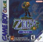 The Legend of Zelda Oracle of Ages Box