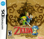 The Legend of Zelda - Phantom Hourglass Box