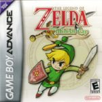The Legend of Zelda The Minish Cap Box