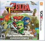 The Legend of Zelda - Tri Force Heroes Box