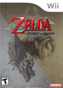 The Legend of Zelda - Twilight Princess Box