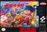 The Legend of the Mystical Ninja Box