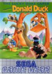 The Lucky Dime Caper starring Donald Duck Game Gear European Box
