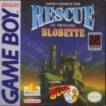 The Rescue of Princess Blobette Box