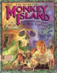 The Secret of Monkey Island DOS Box