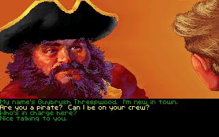 The Secret of Monkey Island - Pirate