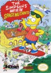 The Simpsons - Bart vs. the Space Mutants Box