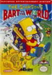 The Simpsons Bart vs. the World Box