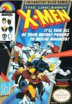 The Uncanny X-Men NES Box