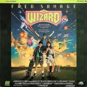 The Wizard LaserDisc Box