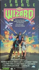 The Wizard VHS Box