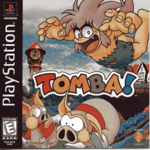 Tomba! Box