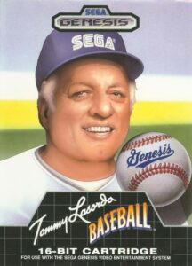 Tommy Lasorda Baseball Box